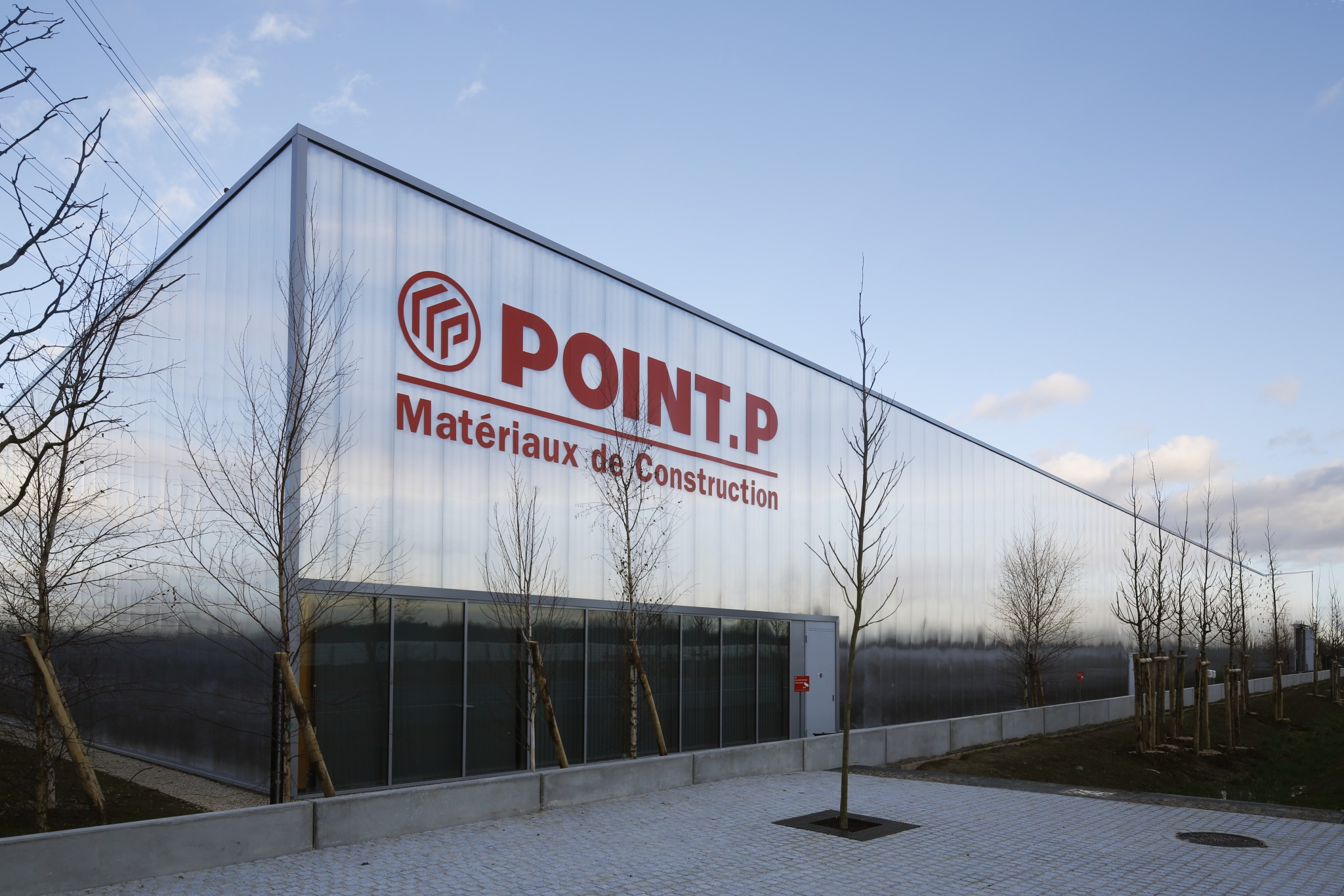 Ouverture du magasin point p massy europe massy europe - Point p aubagne ...