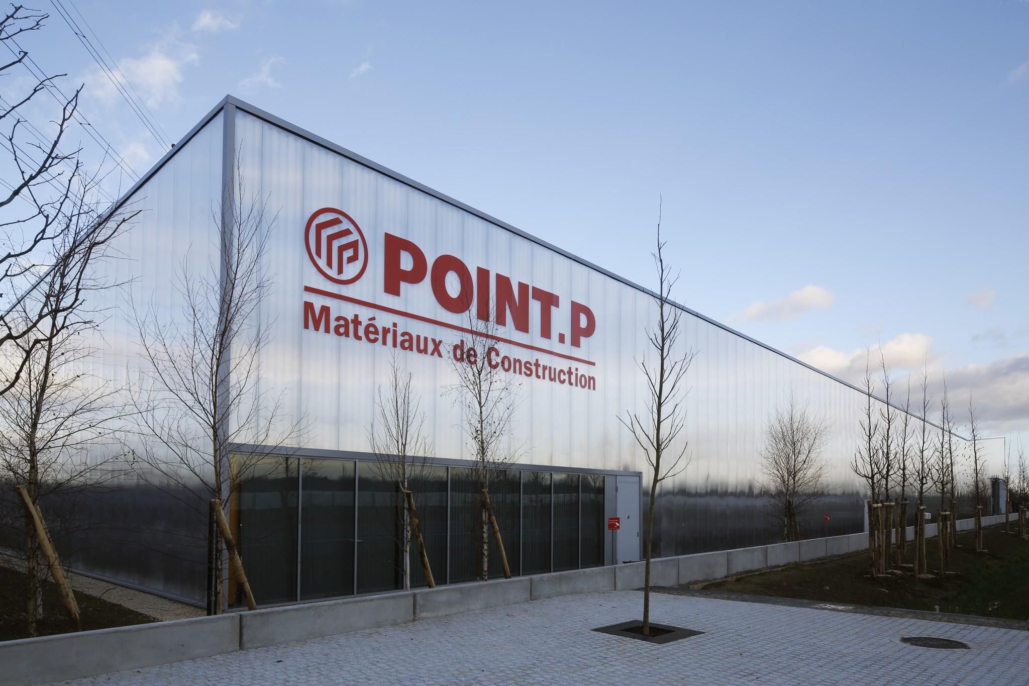 point p haguenau point p materiaux montpellier point p tp vise le march de l assainissement et. Black Bedroom Furniture Sets. Home Design Ideas